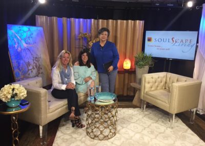 Ana hosts SoulScape Living TV